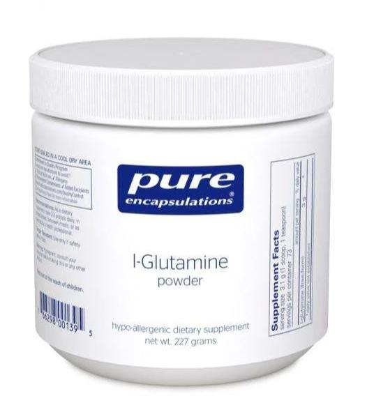 l-Glutamine - POWDER - (Pure Encapsulations)