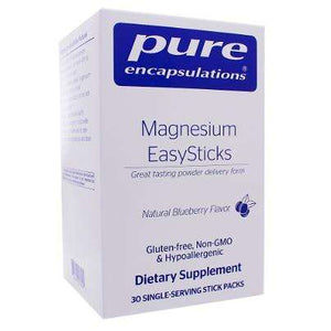 Magnesium - EASY STICKS- (Pure Encapsulations)