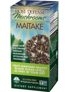 Maitake - CAPSULES (Host Defense)