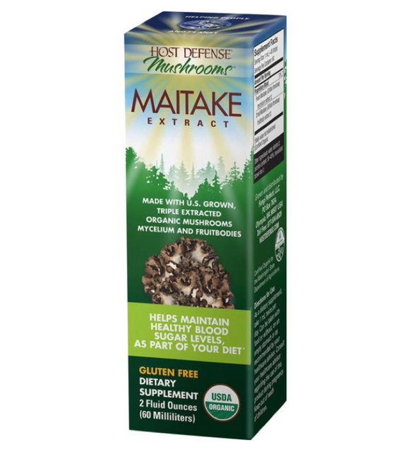 Maitake - EXTRACT (Host Defense)