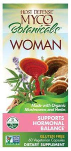 MycoBotanicals - WOMAN - Host Defense Mushrooms