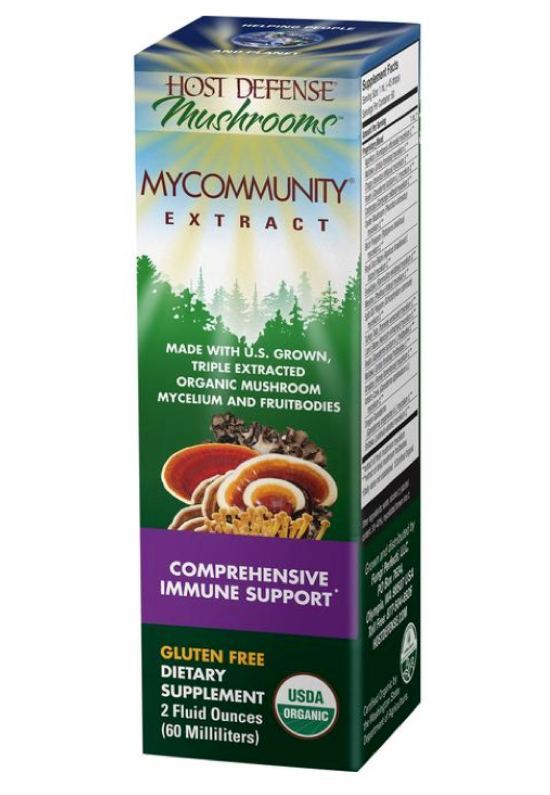 MyCommunity EXTRACT - Host Defense Mushrooms