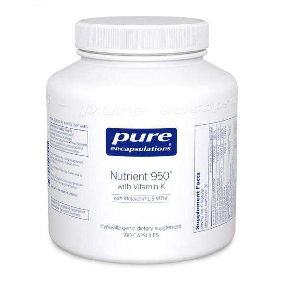 Nutrient 950 with vitamin K - (Pure Encapsulations)