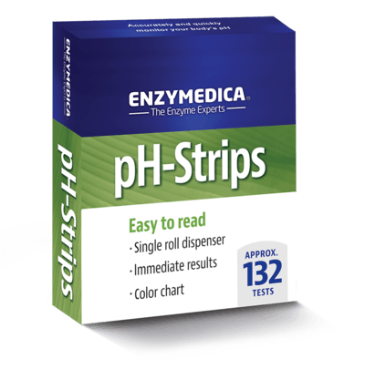 pH-Strips - TESTS  (Enzymedica)