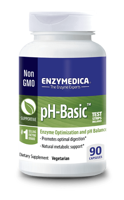 pH-Basic™ - CAPSULES  (Enzymedica)