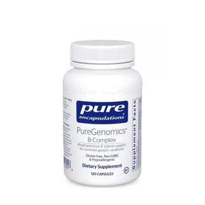 Pure Genomics B-Complex - Pure Encapsulations