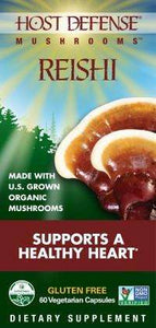 Reishi CAPSULES - Host Defense Mushrooms