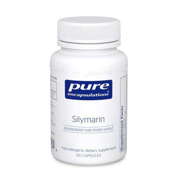 Silymarin (Milk Thistle Extract) - (Pure Encapsulations)