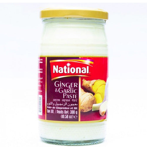 National Ginger Paste 300 Gm