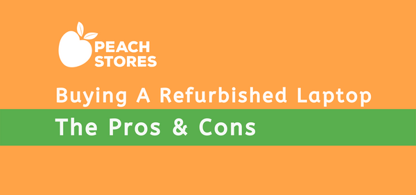 The Pros and Cons of Buying a Refurbished Laptop