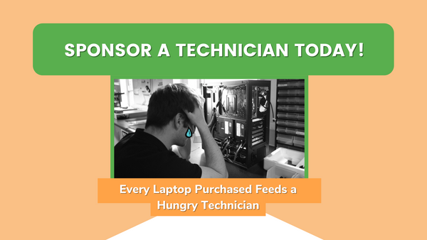 Make a Difference - Sponsor a Technician
