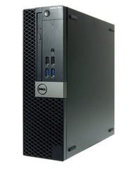 Refurbished Dell OptiPlex 7040 side2 - Peach Stores