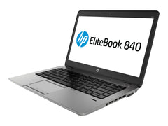 Refurbished hp elitebook 840 g2 side - Peach Stores