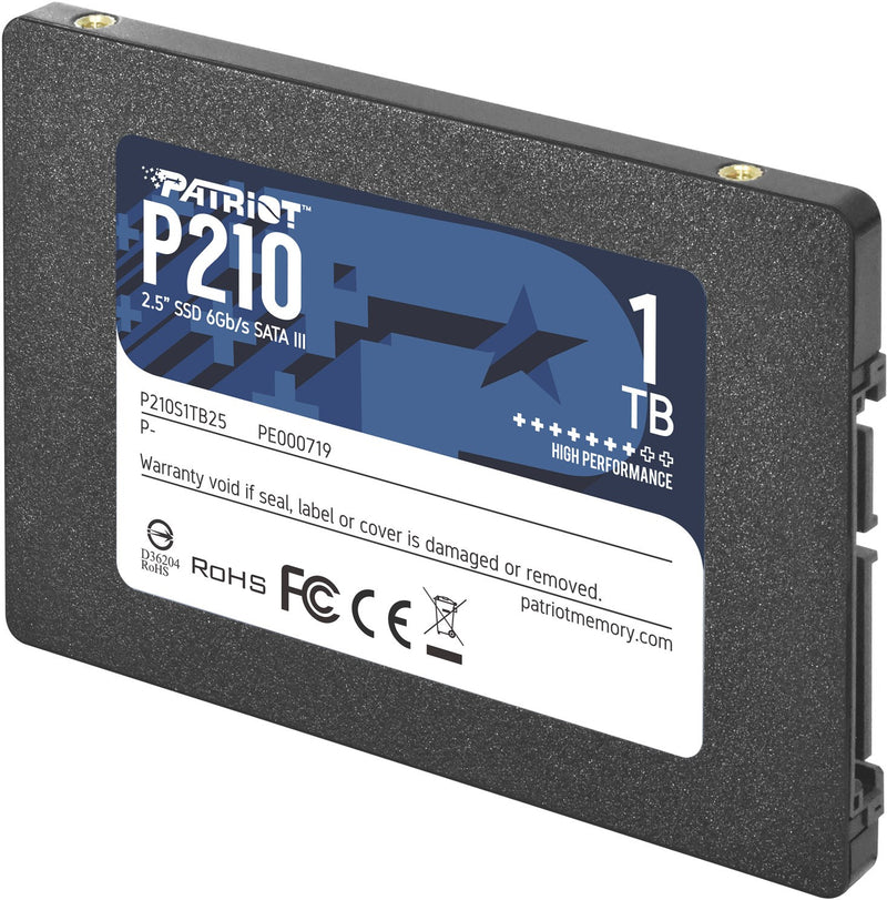 1TB SSD Upgrade for Computer with OS Set-Up