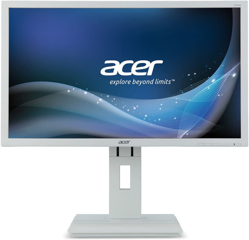 Acer B246HLwmdr monitor Front