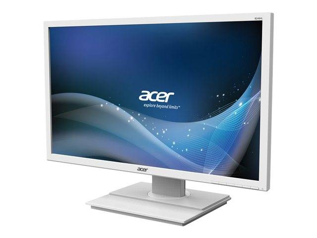 Acer B246HLwmdr monitor Front Side