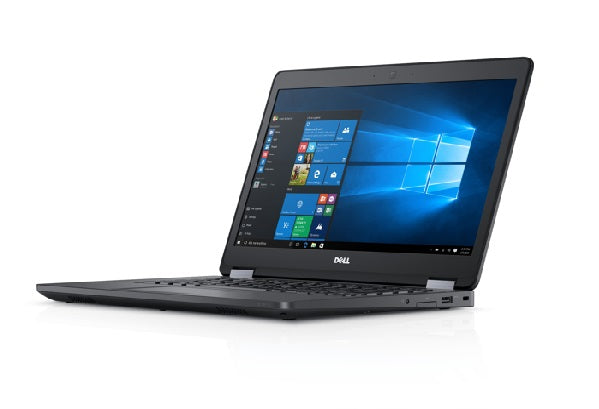 Refurbished Dell Latitude E5470 fside - Peach Stores