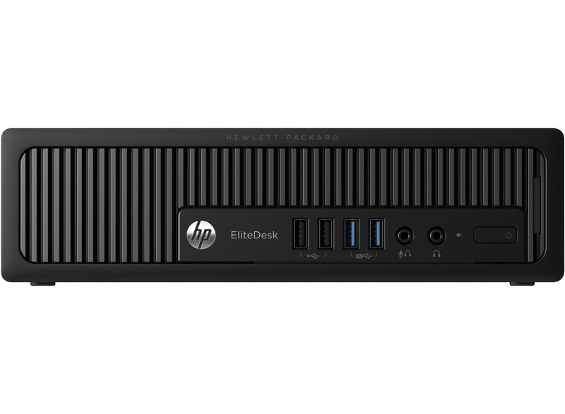 HP EliteDesk 800 G1 front - Peach Stores