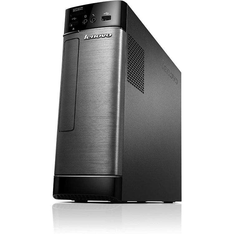 Refurbished Lenovo H520S Front Side2 - Peach Stores