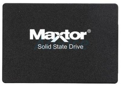 "Maxtor Z1 YA240VC1A001 240GB 2.5"" SATA III Solid State Drive (SSD) Top - Peach Stores"