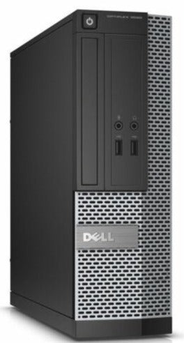 Dell OptiPlex 3020 4th Gen Core i5 SFF Desktop Side Front - Peach Stores
