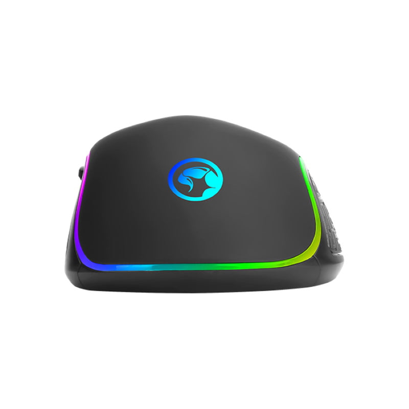 MARVO scorpion M513 Black Gaming Mouse (RGB Lights) - Peach Stores