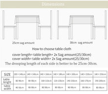 Load image into Gallery viewer, Fata de masa decorativa Hollow Decorative Table Cloth Lace Tablecloth Rectangular Tablecloths Dining Table Cover Obrus Tafelkleed mantel mesa nappe