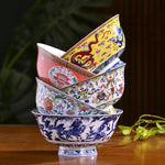 bol 17cm portelan traditional chinezesc