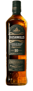 Bushmills Single Malt 10 YO 0,7 - Tvoja Vinoteka