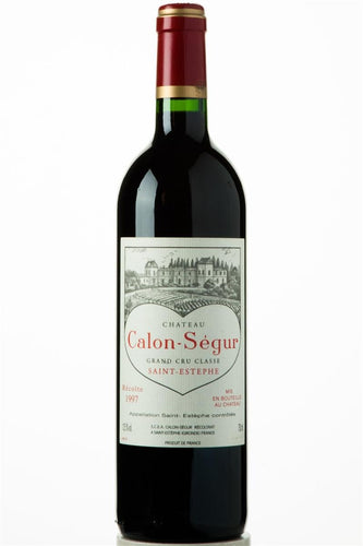 Chateau Calon Segur 2008, 3th Growth Grand Cru Classe  0,75l - Tvoja Vinoteka