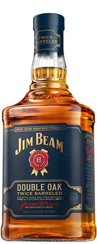 Jim Beam Double Oak 0,7lit - Tvoja Vinoteka