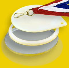 55mm Medal Components