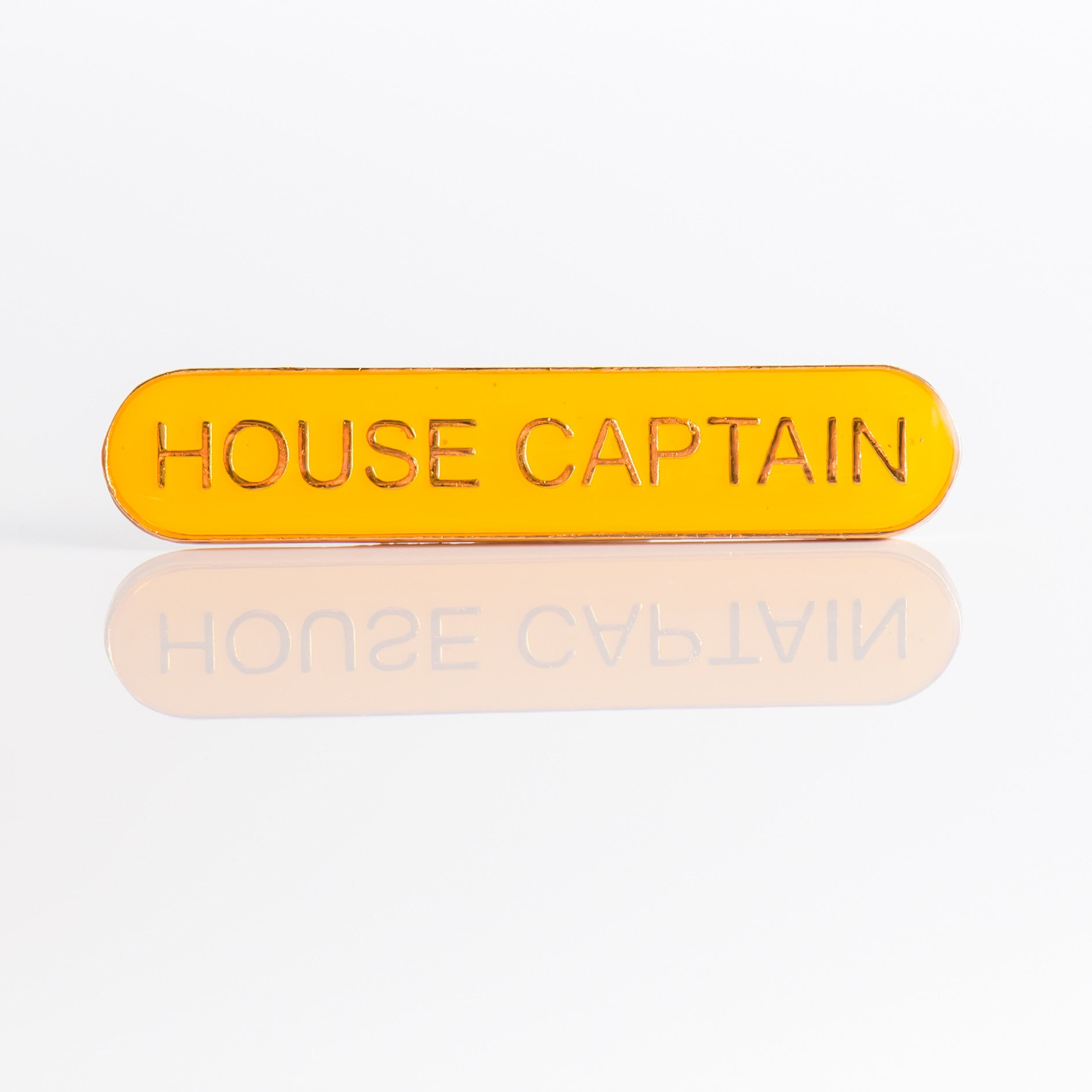 Enamel Bar Pin Badge - House Captain