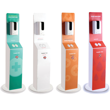Contactless Sanitiser Stand