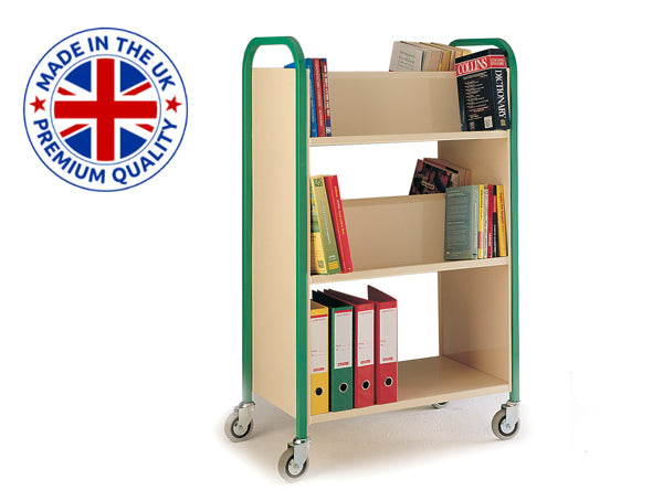 Trolley 3 Tier Double Sided TT22