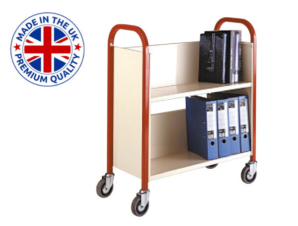 Trolley 2 Tier Single Sided TT24