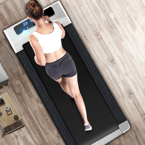 Portable Household Treadmill - FitnessWanted