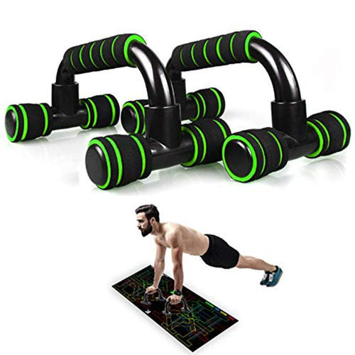 Push Up Stands Body Training Pushup Board - FitnessWanted