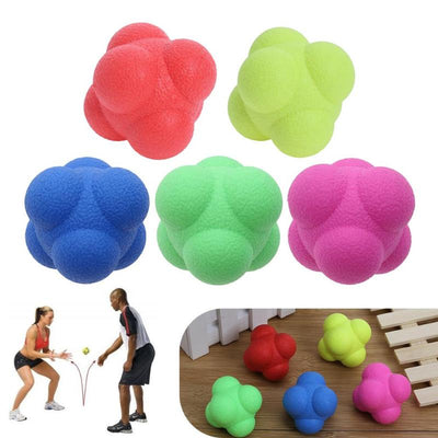Hand-eyereaction Jump Fitness Ball - Fitness Wanted