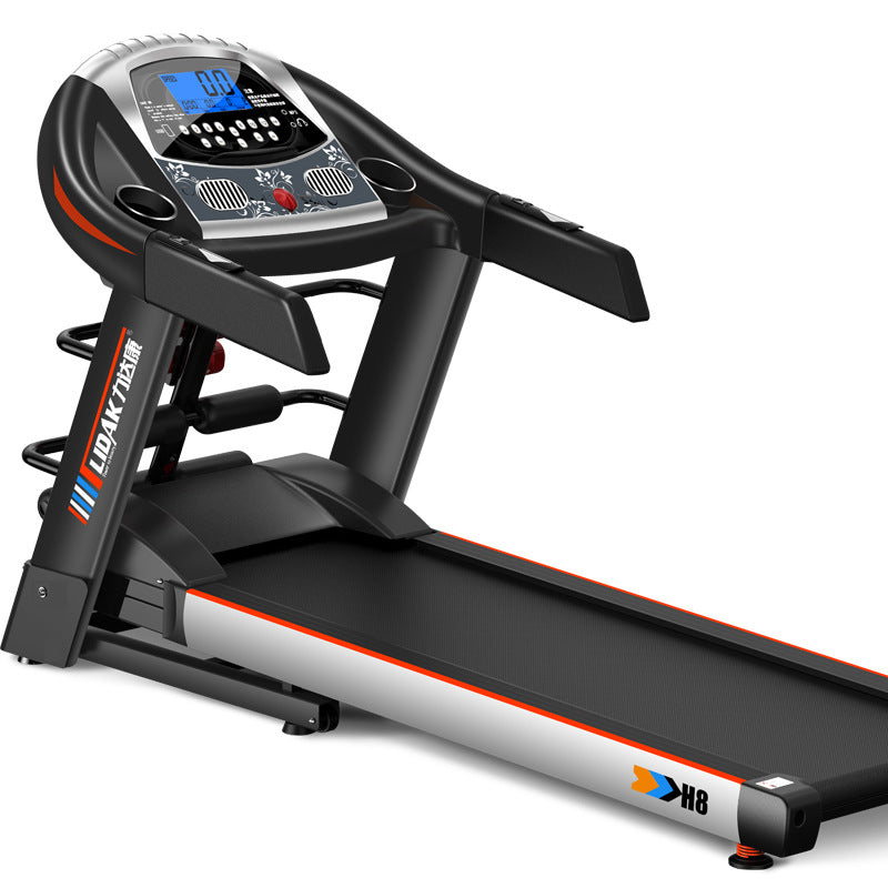 Motorized treadmill household - FitnessWanted