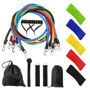 Fitness Resistance Bands - FitnessWanted