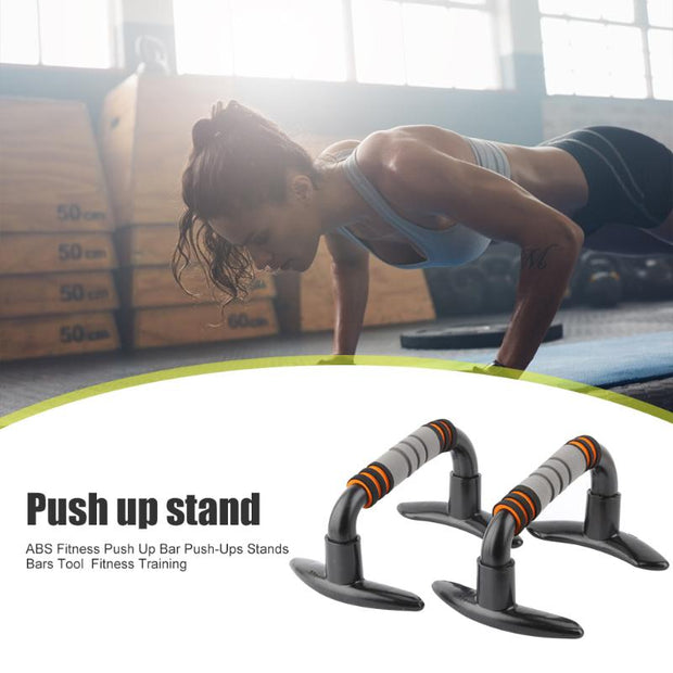 Detachable Push-Ups Bars Stands - FitnessWanted