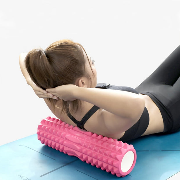 Roller Yoga column foam Pilates - FitnessWanted