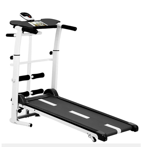folding mechanical treadmill - FitnessWanted