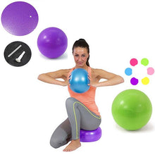 Load image into Gallery viewer, Gymnastic Fitness Pilates Ball - FitnessWanted