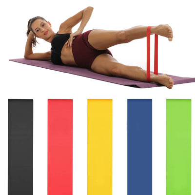 Fitness Yoga Resistance Bands - FitnessWanted