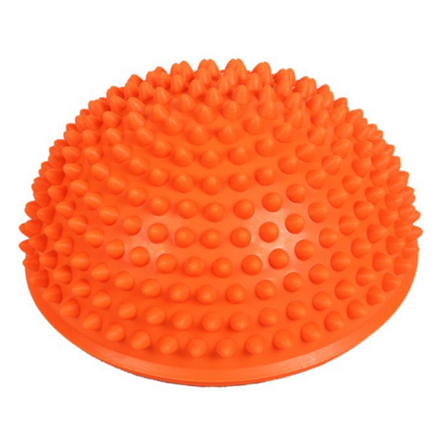 Inflatable Half Sphere Yoga Balls - FitnessWanted