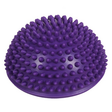 Load image into Gallery viewer, Inflatable Half Sphere Yoga Balls - FitnessWanted