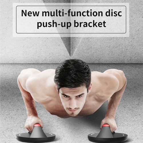 Non Slip Push Up Bars - FitnessWanted