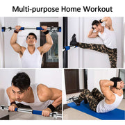 Push Up Pull Up Training Bar - FitnessWanted